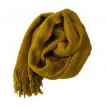 Press-Gazelle Magazine | Fair Trade Banana Fibre Long Scarf